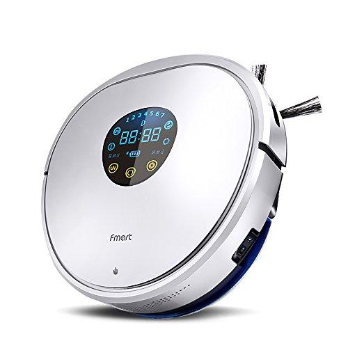 Imagen principal de Fmart Robot Aspirador Automático Robot Aspirador con Fuerte succión
