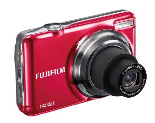 Imagen principal de Fujifilm FinePix JV300 - Cámara compacta de 14 MP (Pantalla de 2.7, Z
