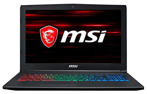 Imagen principal de MSI GF62 8RD-256XES i7-8750H / GTX 1050 Ti / 16GB / 256GB SSD + 1TB /