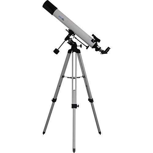 Imagen principal de Zoomion Apollo 80/900 EQ Telescopio para niños y Principiantes en ast