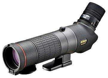 Imagen principal de Nikon EDG Fieldscope 65-A - Telescopio (2m, Negro, 1.62 kg, 8.8 cm, 33