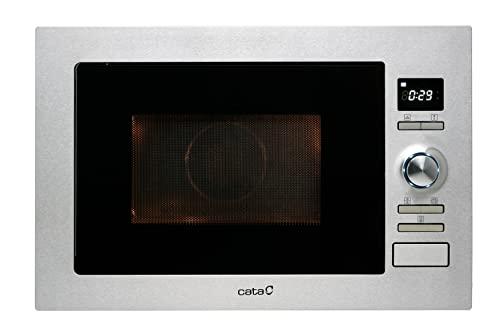 Imagen principal de Cata Modelos MC 25 D Microondas MC25DENC, 25L, 900 W, Acero Inoxidable