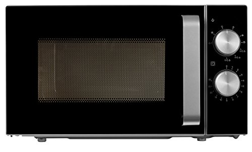 Imagen principal de MEDION MD 18041 - Microondas, 700 vatios de potencia, 20 L de capacida