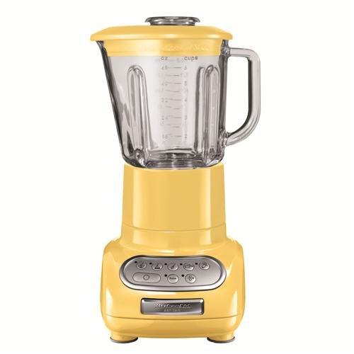 Imagen principal de KitchenAid Artisan - Batidora de vaso amarillo