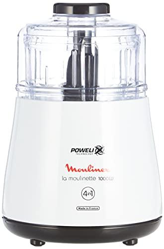 Imagen principal de Moulinex DPA141 Molinillo, 1000 W, 0.33 L, plástico, color blanco