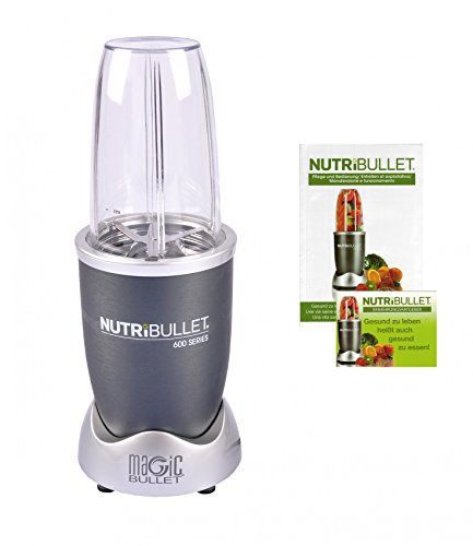 Imagen principal de NutriBullet NB5G - Máquina para hacer smoothies (acero inoxidable), c
