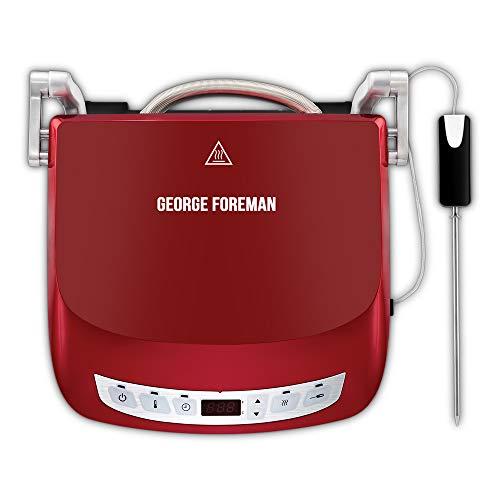 Imagen principal de George Foreman 24001-56 parrilla eléctrica de contacto - Parrillas el