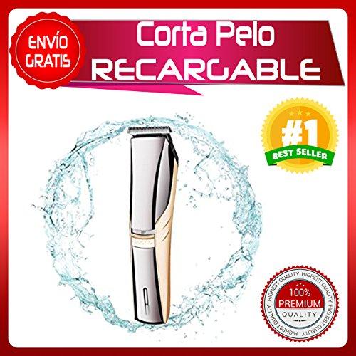 Imagen principal de CORTA PELO RECARGABLE SK-3011