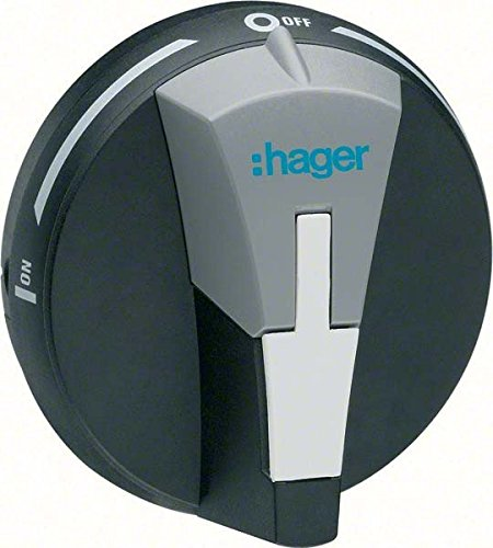 Imagen principal de Hager HZC010 - Mando embrague interruptor 40-80a