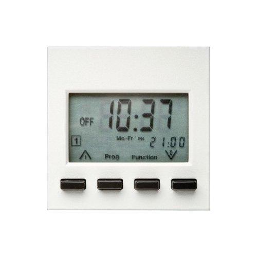 Imagen principal de Hager s1 - Módulo interruptor horario display versión simplificada b