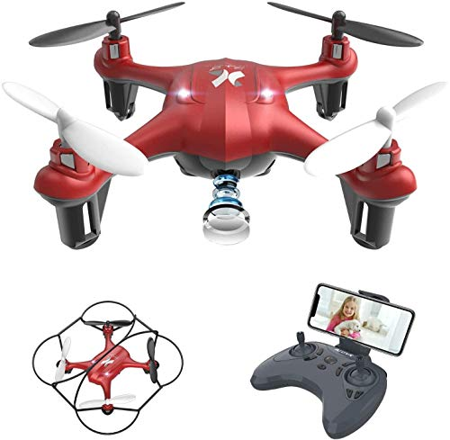Imagen principal de ATOYX Mini Drone para Niños con Cámara, AT-96 RC Quadcopter con App