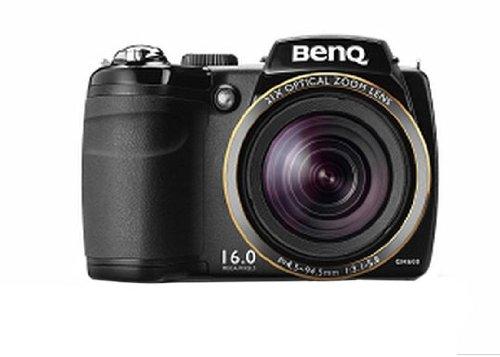 Imagen principal de BenQ GH600 - Cámara compacta de 16 MP (Pantalla de 3, Zoom óptico 21